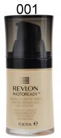 Revlon - PHOTOREADY/ AIRBRUSH EFFECT - Podkład - 001 Ivory - 001 Ivory