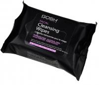 GOSH - Cleansing Wipes - Chusteczki do demakijażu twarzy i oczu
