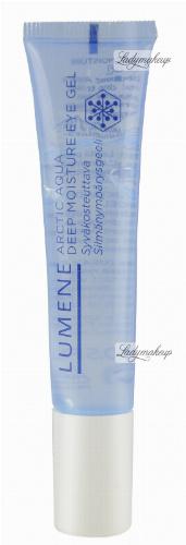 Lumene - Arctic Aqua - Deep Moisture Eye Gel - Głęboko nawilżający żel pod oczy - REF: 80113