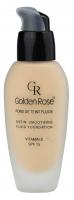 Golden Rose - Satin Smoothing Fluid Foundation - Podkład z dozownikiem