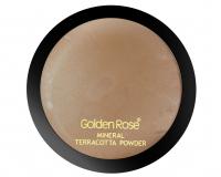 Golden Rose - Mineral Terracotta Powder - 04 - 04