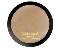 Golden Rose - Mineral Terracotta Powder - 03 - 03