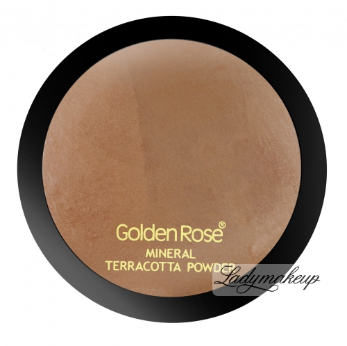 Golden Rose - Mineral Terracotta Powder