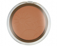 Golden Rose - Bronzing Terra Powder - Puder brązujący z filtrem SPF 15