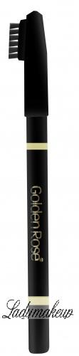 Golden Rose - Eyebrow - Kredka do brwi ze szczoteczką