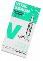 Pierre René - Vital Serum Revitalising Treatment - Witalizująco - ujędrniająca kuracja w ampułkach