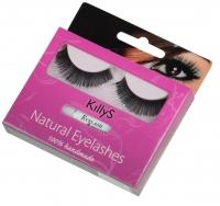 KillyS - Inter-Vion - Natural Eyelashes - Sztuczne rzęsy z klejem