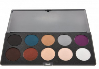 Make-Up Atelier Paris - Paleta Cieni Artystycznych - Naturalne - Naturalne