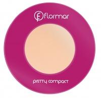 Flormar - Pretty compact - Pressed powder