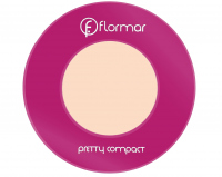 Flormar - Pretty compact - Puder prasowany - 197 - 197