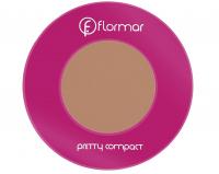 Flormar - Pretty compact - Puder prasowany - 194 - 194