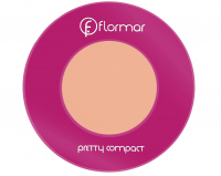 Flormar - Pretty compact - Puder prasowany - 196 - 196