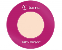 Flormar - Pretty compact - Puder prasowany - 198 - 198