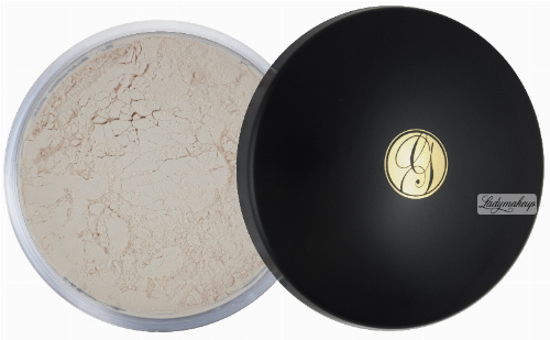 Glazel - Super Finishing Powder Waterproof - Wodoodporny puder fixujący