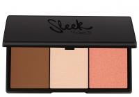 Sleek - Face Form - Contouring and blush palette - Zestaw do konturowania twarzy