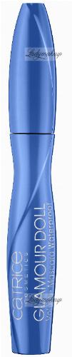 Catrice - Glamour Doll Volume Mascara Waterproof - Pogrubiający, wodoodporny tusz do rzęs