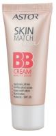 ASTOR - Skin Match Care - BB Cream - Wielofunkcyjny krem BB
