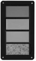 VIPERA - Magnetyczna paleta z satynowym wieczkiem (średnia) - MPZ PUZZLE