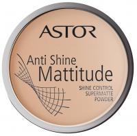 ASTOR - Anti Shine Mattitude - PUDER matujący