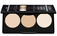 GOSH - BB Skin Perfecting Kit - Paleta BB korektor/ rozświetlacz - LIGHT - LIGHT
