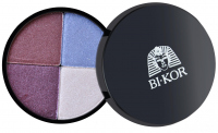Bikor - Set of 4 eyeshadows - 02 - 02