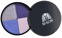 Bikor - Set of 4 eyeshadows - 01 - 01