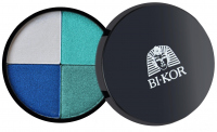Bikor - Set of 4 eyeshadows - 16 - 16