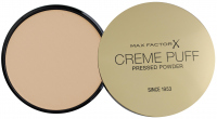 Max Factor - Puder Creme Puff - Puder prasowany - 41 Medium Beige - 41 Medium Beige