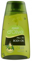 Dalan d'Olive - Body and massage oil with 100% olive oil