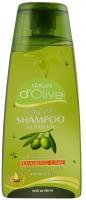 Dalan d'Olive - 100% oliwkowy odbudowujący szampon do włosów