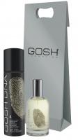 GOSH - ZESTAW - DNA 4 woda toaletowa + dezodorant w spray'u dla mężczyzn