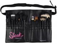 Sleek - Zestaw 27 pędzli do makijażu
