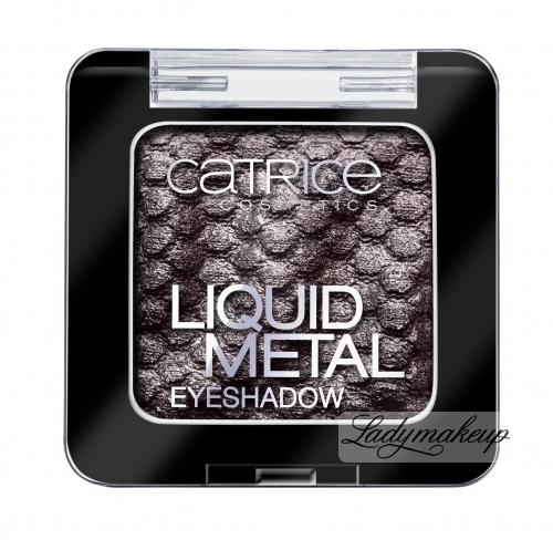 Catrice - Liquid Metal Eyeshadow - Metaliczny cień do powiek