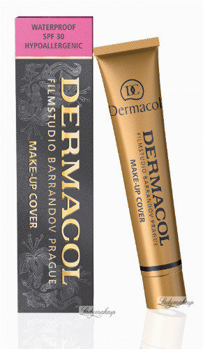 Dermacol - Podkład Make Up Cover