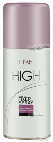 HEAN - FIXER SPRAY Make Up - Profesjonalny utrwalacz makijażu