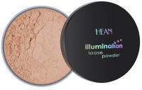 HEAN - Illumination loose powder - Puder sypki rozświetlający - 4 - SŁONECZNY BEŻ - 4 - SŁONECZNY BEŻ