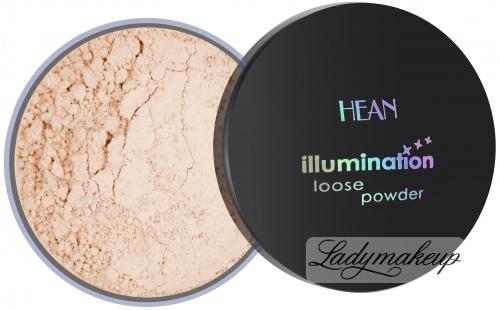 HEAN - Illumination loose powder - Puder sypki rozświetlający