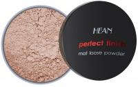 HEAN - Perfect finish mat loose powder - Puder sypki matujący