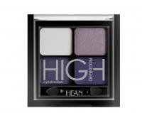 HEAN - High Definition Eyeshadow - Zestaw 4 cieni do powiek - 401 - PLUM EXPLOSION - 401 - PLUM EXPLOSION