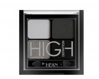 HEAN - High Definition Eyeshadow - Zestaw 4 cieni do powiek - 406 - SMOKEY EYE - 406 - SMOKEY EYE
