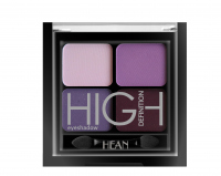 HEAN - High Definition Eyeshadow - Zestaw 4 cieni do powiek - 403 - ORCHIDEA FLOWERS - 403 - ORCHIDEA FLOWERS
