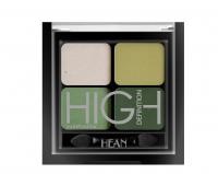 HEAN - High Definition Eyeshadow - Zestaw 4 cieni do powiek - 402 - GREEN GARDEN - 402 - GREEN GARDEN