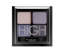 HEAN - High Definition Eyeshadow - Zestaw 4 cieni do powiek - 407 - VIOLET CHIC - 407 - VIOLET CHIC