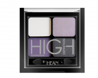 HEAN - High Definition Eyeshadow - Zestaw 4 cieni do powiek - 410 - LAVENDER GLAMOUR - 410 - LAVENDER GLAMOUR