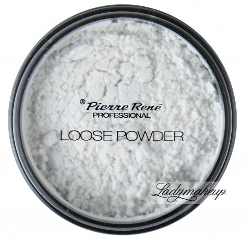 Pierre René - LOOSE POWDER - Puder ryżowy