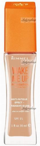 RIMMEL - WAKE ME UP Foundation - Podkład pobudzający cerę - Ref. 8304