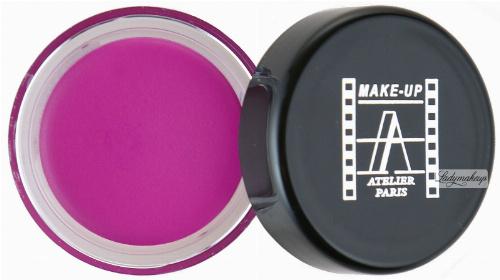 Make-Up Atelier Paris - Waterproof Gel Color - Wodoodporny color żel