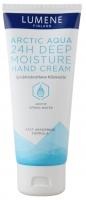 Lumene - Arctic Aqua - 24H deep moisture hand cream - Nawilżający krem do rąk - 80118