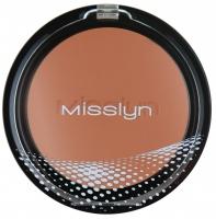 Misslyn - Bronzing powder - Puder brązujący