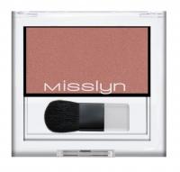 Misslyn - Compact Blusher - Róż do policzków